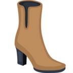 👢 Facebook / Messenger «Woman's Boot» Emoji - Facebook Website Version