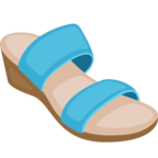 👡 Facebook / Messenger «Woman's Sandal» Emoji