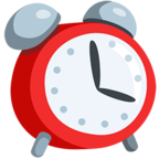 ⏰ Facebook / Messenger «Alarm Clock» Emoji - Messenger Application version