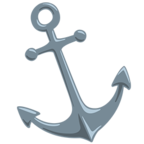 ⚓ Facebook / Messenger Anchor Emoji - Facebook Messenger