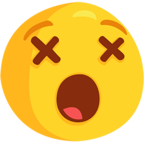 Facebook Emoji 😲 - Astonished Face Messenger