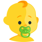 👶 Facebook / Messenger Baby Emoji - Facebook Messenger