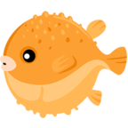 Facebook Emoji 🐡 - Blowfish Messenger