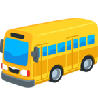 🚌 Facebook / Messenger «Bus» Emoji - Messenger Application version