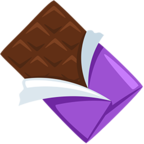 🍫 Facebook / Messenger «Chocolate Bar» Emoji - Messenger Application version