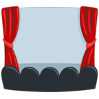 🎦 Facebook / Messenger «Cinema» Emoji - Messenger Application version