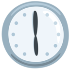Facebook Emoji 🕕 - Six O'clock Messenger