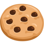 🍪 Facebook / Messenger «Cookie» Emoji - Messenger Application version