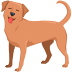 Facebook Emoji 🐕 - Dog Messenger