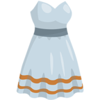 👗 Facebook / Messenger Dress Emoji - Facebook Messenger