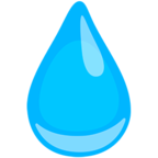 💧 Facebook / Messenger Droplet Emoji - Facebook Messenger