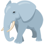 Facebook Emoji 🐘 - Elephant Messenger