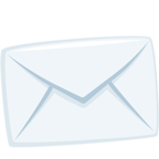 ✉ Facebook / Messenger «Envelope» Emoji - Messenger Application version
