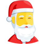 🎅 Facebook / Messenger «Santa Claus» Emoji - Messenger Application version