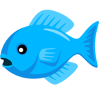 🐟 Facebook / Messenger «Fish» Emoji - Messenger Application version