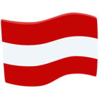 🇦🇹 Facebook / Messenger «Austria» Emoji - Messenger Application version