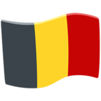 🇧🇪 Facebook / Messenger «Belgium» Emoji - Messenger Application version