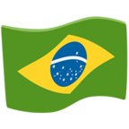 Facebook Emoji 🇧🇷 - flag of Brazil Messenger