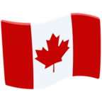 Facebook Emoji 🇨🇦 - flag of Canada Messenger