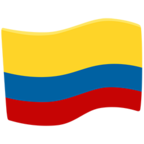 🇨🇴 Facebook / Messenger «Colombia» Emoji - Messenger Application version