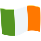 Facebook Emoji 🇮🇪 - flag of Ireland Messenger