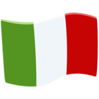 🇮🇹 Facebook / Messenger «Italy» Emoji - Messenger Application version