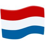 🇳🇱 Facebook / Messenger «Netherlands» Emoji - Messenger Application version