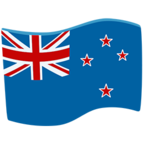 🇳🇿 Facebook / Messenger «New Zealand» Emoji - Messenger Application version