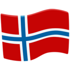 🇳🇴 Facebook / Messenger «Norway» Emoji - Messenger Application version