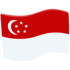 🇸🇬 Facebook / Messenger Singapore Emoji - Facebook Messenger