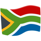 🇿🇦 Facebook / Messenger «South Africa» Emoji - Messenger Application version
