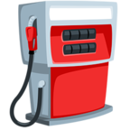 Facebook Emoji ⛽ - Fuel Pump Messenger