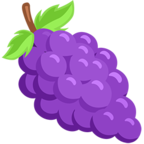 Смайлик Facebook 🍇 - Grapes В Messenger'е