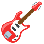 🎸 Facebook / Messenger «Guitar» Emoji - Messenger Application version