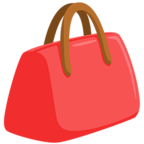 👜 Facebook / Messenger «Handbag» Emoji - Messenger Application version