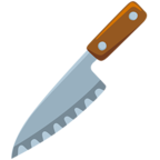 🔪 Facebook / Messenger «Kitchen Knife» Emoji - Messenger Application version