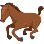 🐎 Facebook / Messenger Horse Emoji - Facebook Messenger