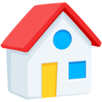 Facebook Emoji 🏠 - House Messenger