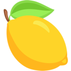 🍋 Facebook / Messenger «Lemon» Emoji - Messenger Application version