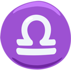 ♎ Facebook / Messenger Libra Emoji - Facebook Messenger