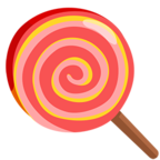 🍭 Facebook / Messenger Lollipop Emoji - Facebook Messenger
