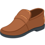 Emoji para Facebook 👞 - Man's Shoe Messenger