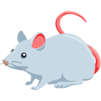 🐁 Facebook / Messenger «Mouse» Emoji - Messenger Application version