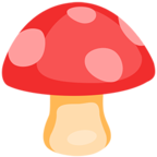 🍄 Facebook / Messenger «Mushroom» Emoji - Messenger Application version