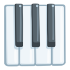 Facebook Emoji 🎹 - Musical Keyboard Messenger