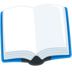 📖 Facebook / Messenger «Open Book» Emoji - Messenger Application version