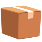 Facebook Emoji 📦 - Package Messenger