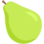 🍐 Facebook / Messenger «Pear» Emoji - Messenger Application version