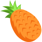 Facebook Emoji 🍍 - Pineapple Messenger