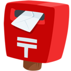 Facebook Emoji 📮 - Postbox Messenger